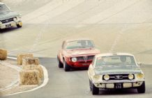 Ford Mustangs & Alfa GTA Montlhery Tour de France Auto 1968